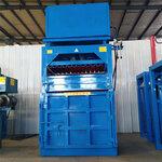 福州半自動海綿打包機工廠垃圾壓縮打包機小型服裝打包機