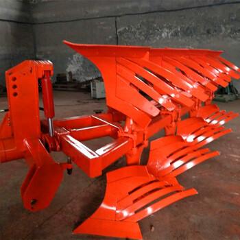 天津多鏵翻轉犁液壓旋轉犁大型寬幅柵條犁