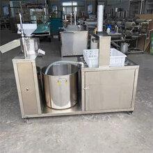 沧州全自动不锈钢豆腐机大产量商用豆腐机设备厂家供应图片
