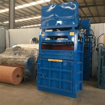 阳泉废纸羊毛打包机易操作塑料编织袋压包机厂家批发