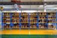 黃埔模具貨架浩鼎專業定制模具架抽屜貨架帶葫蘆車重型貨架