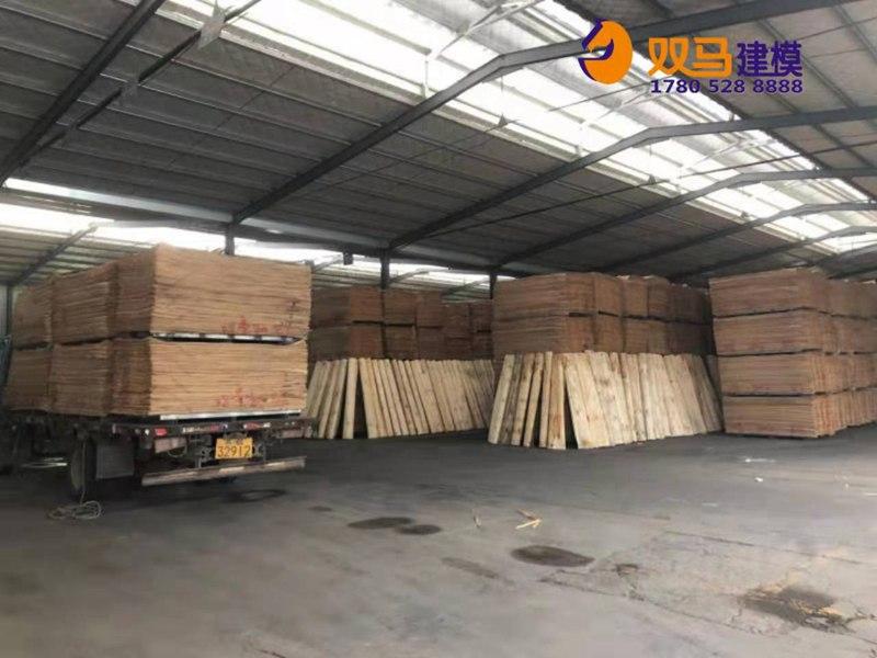 昂仁县建筑模板生产批发