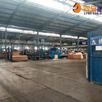 荆州区桉木建筑模板生产商家报价