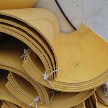 塑料溜槽安裝和使用視頻煤礦用塑料溜槽型號規格U型/T型溜槽圖片