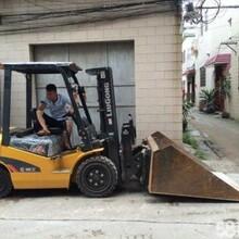 頭條-璧山保家鎮工廠設備搬遷-哪家公司最專業-叉車出租挖掘機圖片
