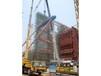 头条-安新同口镇工厂设备搬迁-质高价廉-叉车出租折臂吊