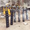 舊大廈拆除工具便攜式巖石劈裂機使用領域廣泛/黑龍江非放炮開挖基坑劈裂機