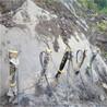 辽宁镁石矿开采用劈裂机