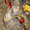 新疆玉石硬石头分裂机