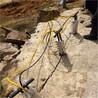 方解石劈裂机代替钩机