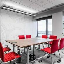 汉阳区专业的办公室装修施工工程办公室装修图片