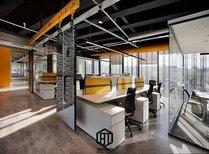 武汉承接办公室装修装修公司写字楼装修图片1