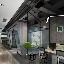 江汉区哪里有办公室装修写字楼装修图片
