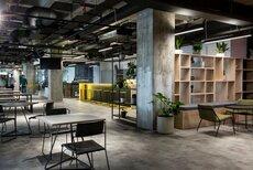 武汉佰特空间办公室装修施工团队写字楼装修图片3