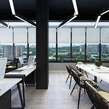 汉阳区专业的办公室装修放心省心写字楼装修图片