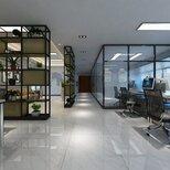武汉佰特空间办公室装修施工团队写字楼装修图片4