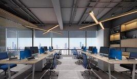 武汉承接办公室装修装修公司写字楼装修图片4