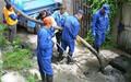 武漢江夏高壓車清洗管道,管道檢測,污水池清理專業實惠