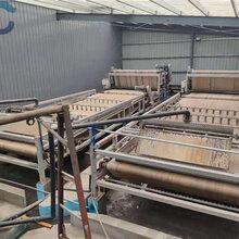供应三明建宁县洗砂泥浆处理设备沙场淤泥脱水压滤机报价图片