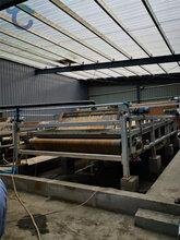 供应三明将乐县小型1.5米带宽压滤机沙场淤泥脱水机报价图片