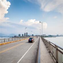烟台桥梁防撞护栏规格图片