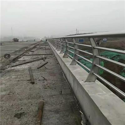 石河子桥梁防撞护栏制造