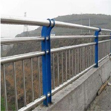 大庆桥梁防撞护栏价格