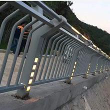 灯光护栏景观护栏制造厂家----山东神龙