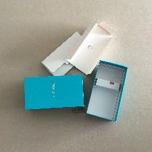 手机盒产品包装盒包装印刷白卡纸盒厂家定制包装纸盒logo