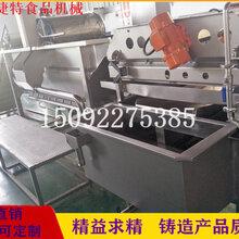 中央厨房净菜加工机械-水产品清洗机