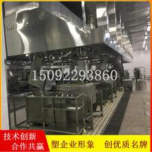 中央厨房自动化设备-厨房热加工设备-中央厨房流水线生产厂家