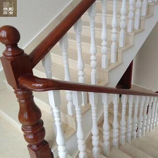 实木楼梯扶手价格徐州典和木业供应楼梯配件图片6
