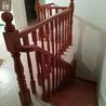 实木楼梯栏杆