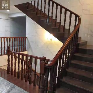实木楼梯扶手价格徐州典和木业供应楼梯配件图片2