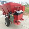 土家肥农家肥撒粪车粪肥撒粪车高效率大容量撒粪车