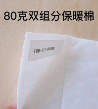 服装保暖材料图片