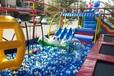 超级蹦床制作出售价格儿童蹦床乐园厂家