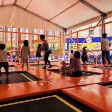 室内蹦床乐园出租儿童超级蹦床租赁展览