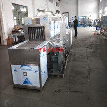 广东中山佛山江门热销通过式自动除油超声波清洗设备图片