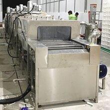 燃具除油喷淋清洗机五金冲压件清洗设备按需定制喷淋清洗机图片