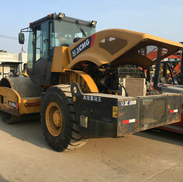 玉樹舊20噸壓路機個人二手壓路機出售