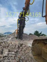 珠海茂名深圳惠州房产基坑地铁基础开挖钻孔裂劈机专啃花岗岩