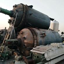 山西倒閉化工廠設備回收-破產停產化工廠整廠拆除-生產線回收圖片