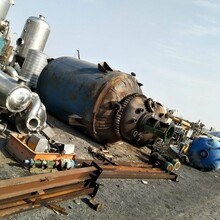 承接北京倒閉企業拆除-破產停產工廠拆除-廢舊報廢設備回收圖片