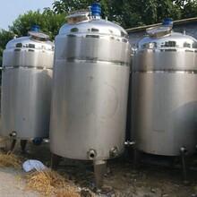 不锈钢反应釜回收公司-二手不锈钢设备回收-旧不锈钢罐回收-不锈钢回收价格图片