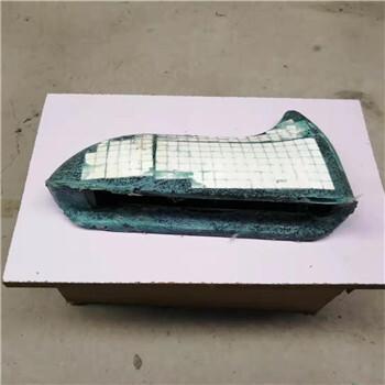 磚機配件磚機攪刀陶瓷攪拌刀復合耐磨攪拌刀生產廠家