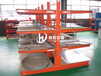 供應重型貨架懸臂式貨架鋁型材電廠專用貨架貴陽廠家直銷