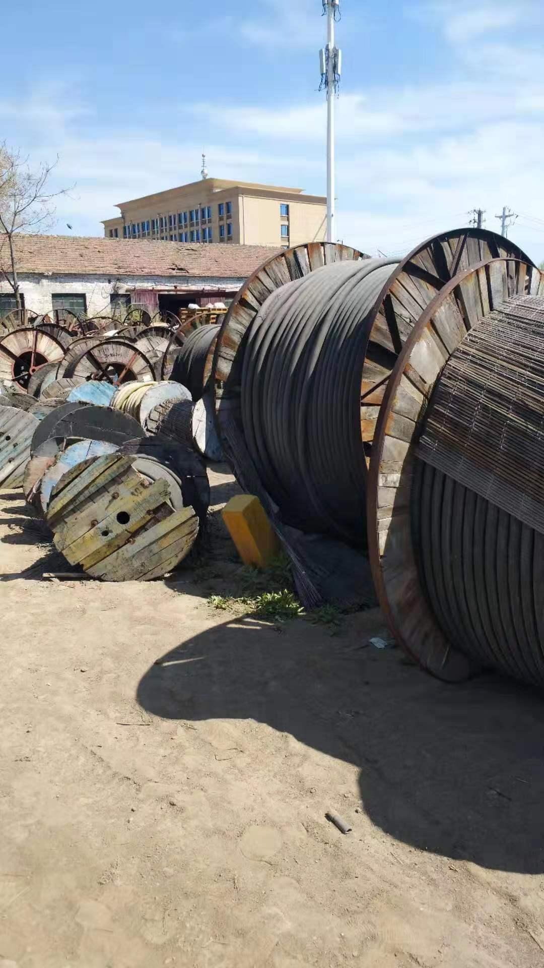 鞍山電機線回收當場結算-廠家