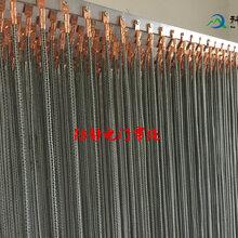 专供化工油库专用消除静电门帘绳防静电门帘绳石油采样绳图片