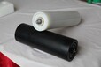 天罡銷售150mm超高聚乙烯皮套輸送機托輥V型尼龍托輥